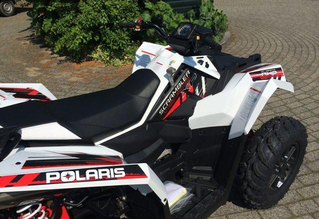 Polaris scrambler 1000 3