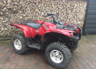 Grizzly 550 yamaha quad 1