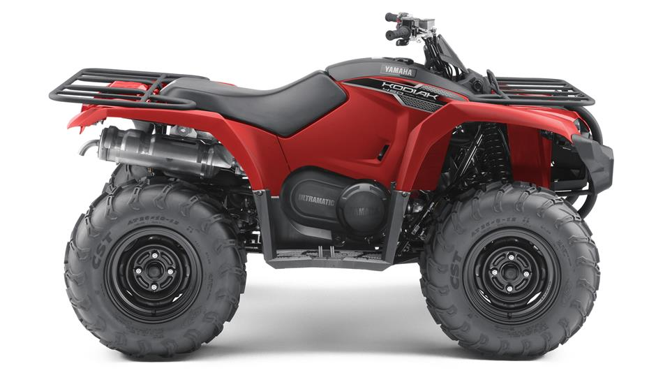 New 2018 yamaha kodiak 450 eps 4 4 for Yamaha kodiak 450